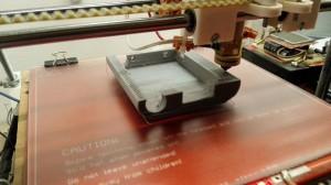 drukowanie obudowy